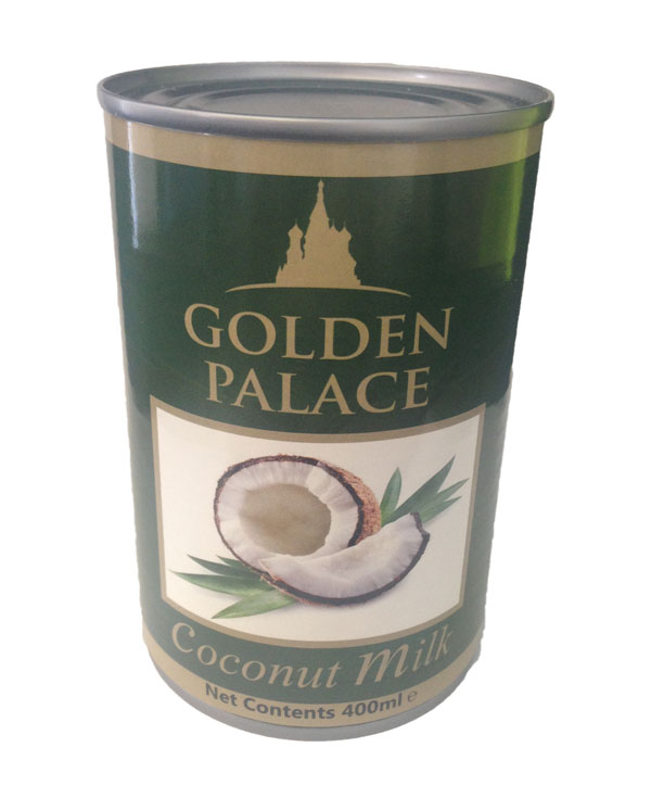 CM04 - Golden Palace Coconut Milk 17-19% - 12x400ml