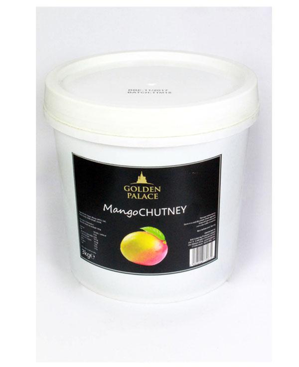 MA04 Golden Palace Mango Chutney 6x3kg