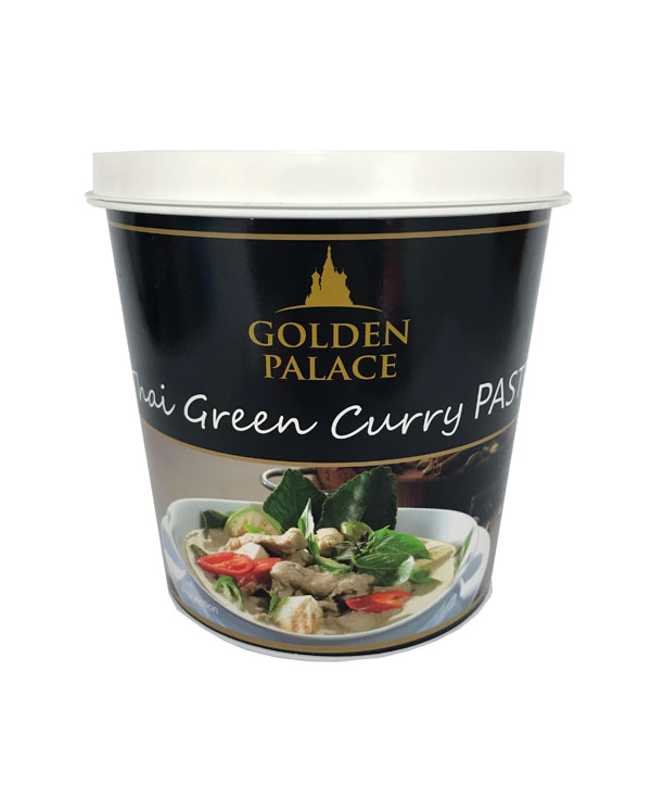 TC01 - Thai Green Curry Paste 6x1kg