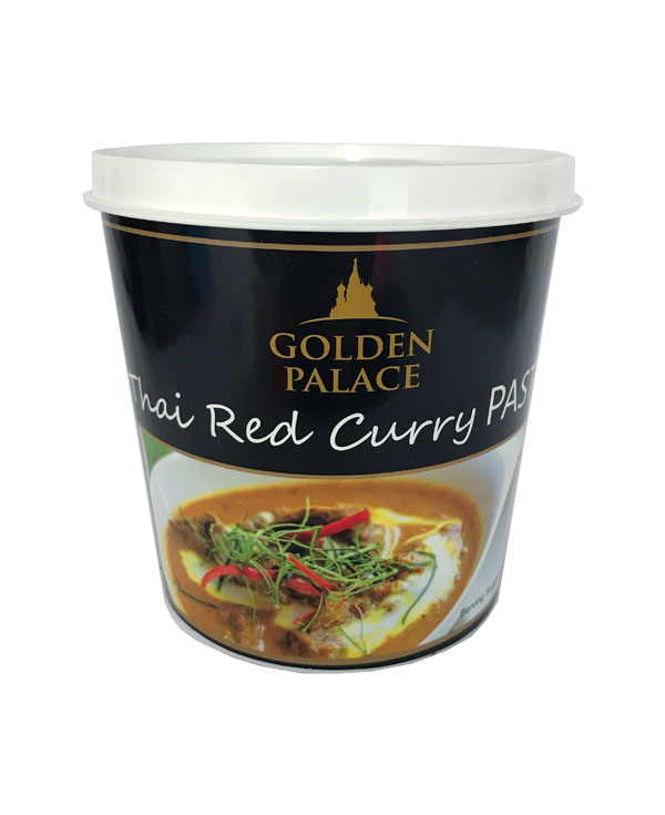TC02 - Thai Red Curry Paste 6x1kg