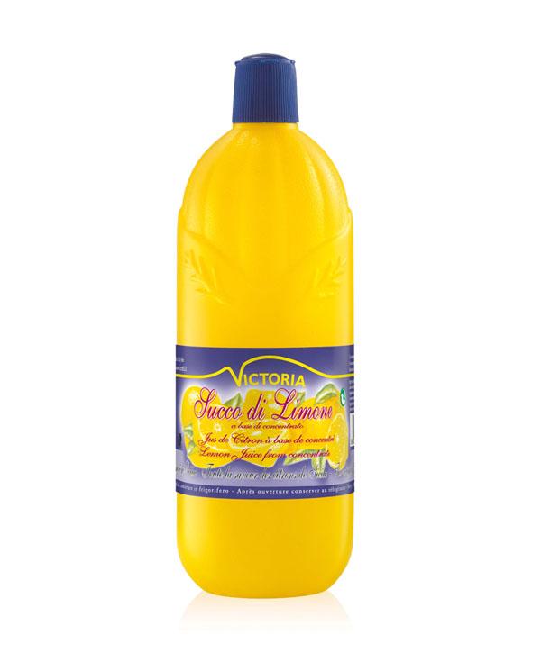 JU01 - Victoria Lemon Juice 6x1Ltr