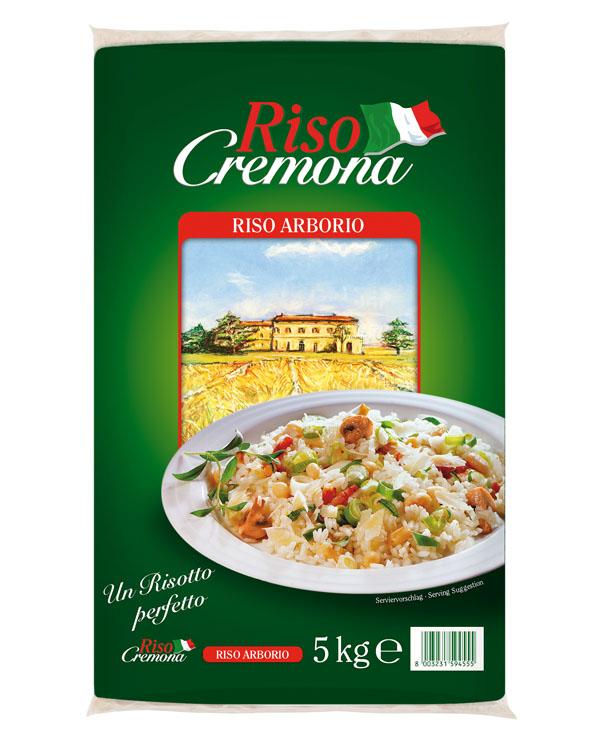 RC01 - Riso Cremona Arborio 3x5kg