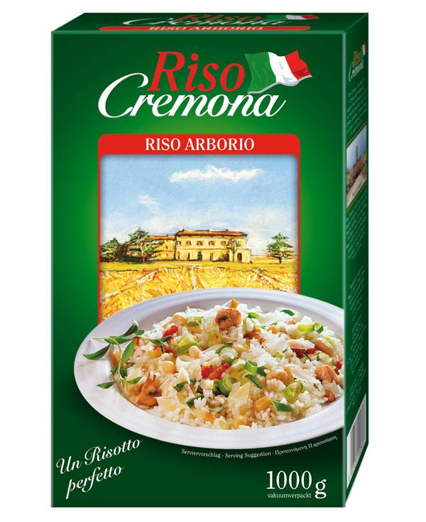 RC02 - Riso Cremona Arborio 10x1kg