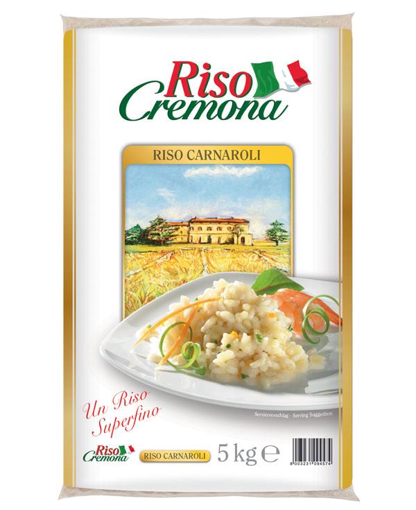RC03 - Riso Cremona Carnaroli - 3x5kg