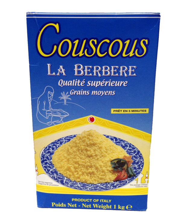RP03 - La Berbere Couscous 10x1kg