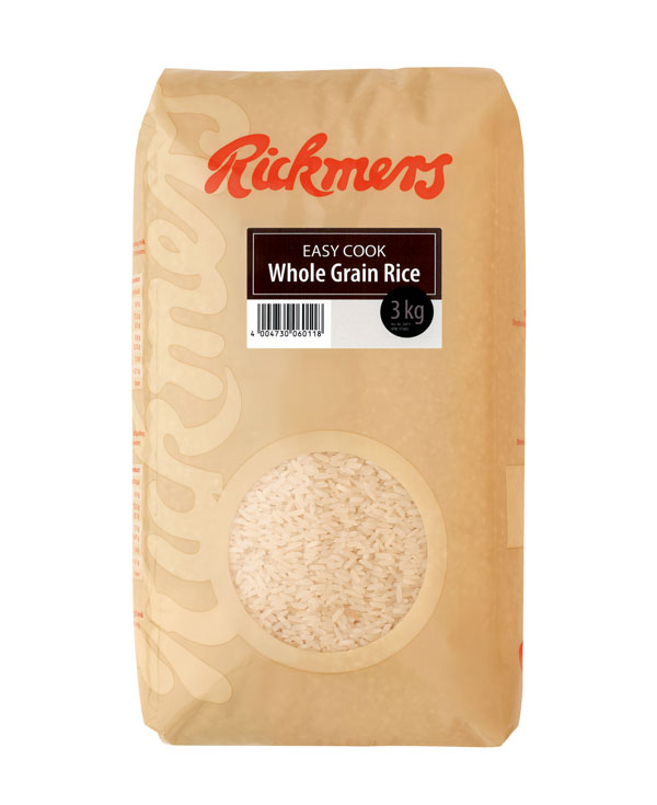 RR06 - Rickmers Easy Cook Wholegrain 4x3kg