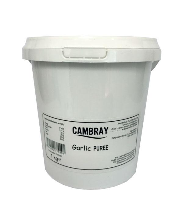 GP07 - Garlic Puree 6x1kg