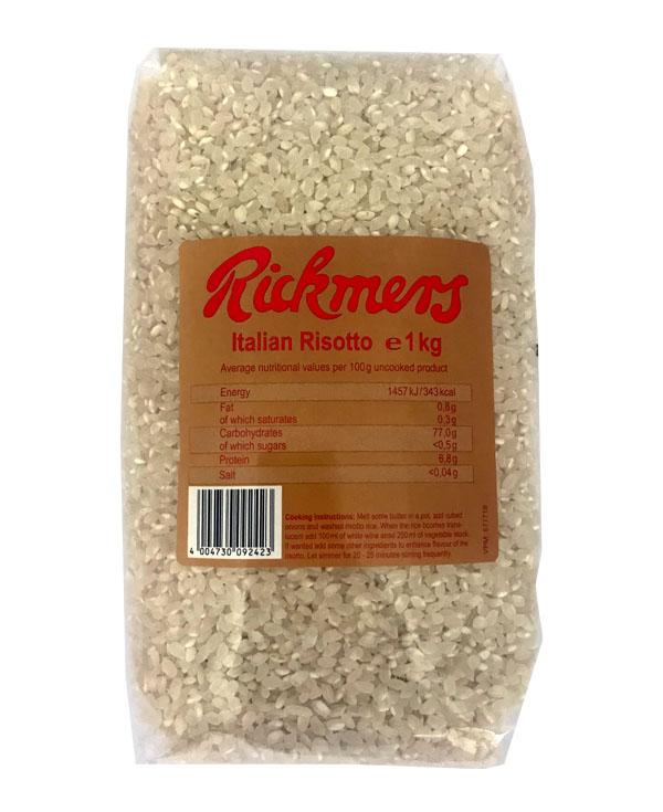 RR21 - Rickmers Italian Risotto 10x1kg